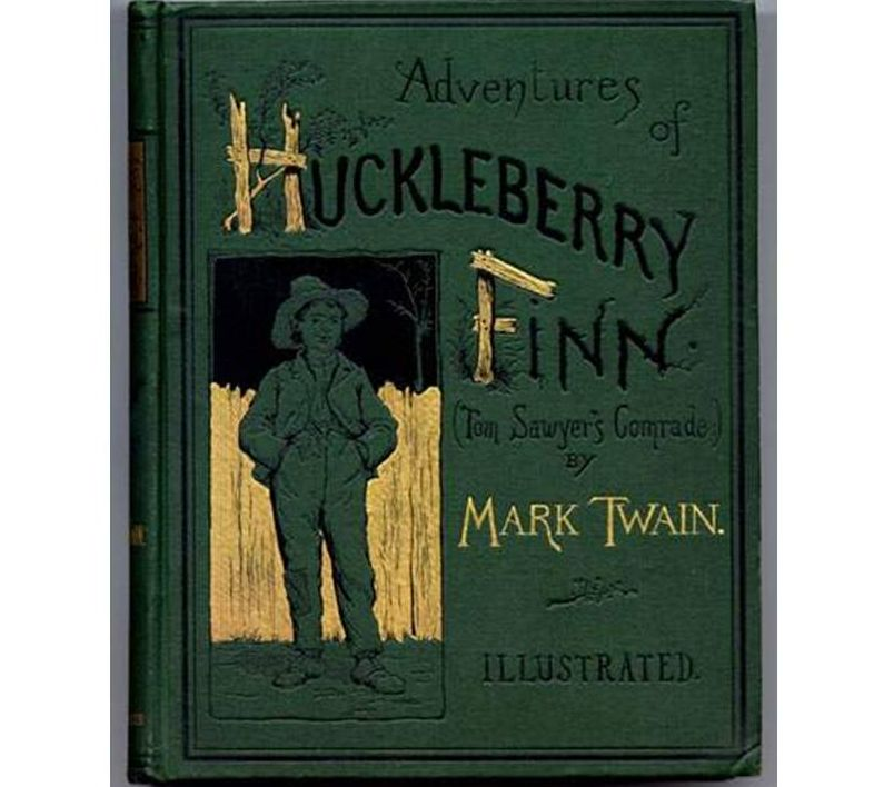 should huck finn be banned in Both to kill a mockingbird and huckleberry finn have been included on the  american library association's list of frequently banned or.