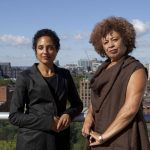 Shola-Lynch-and-Angela-Davis